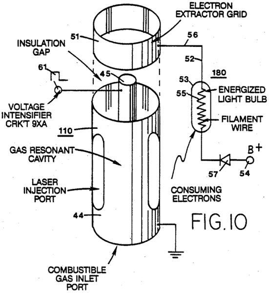 stan meyer u0026 39 s hydrogen gas injector system for internal