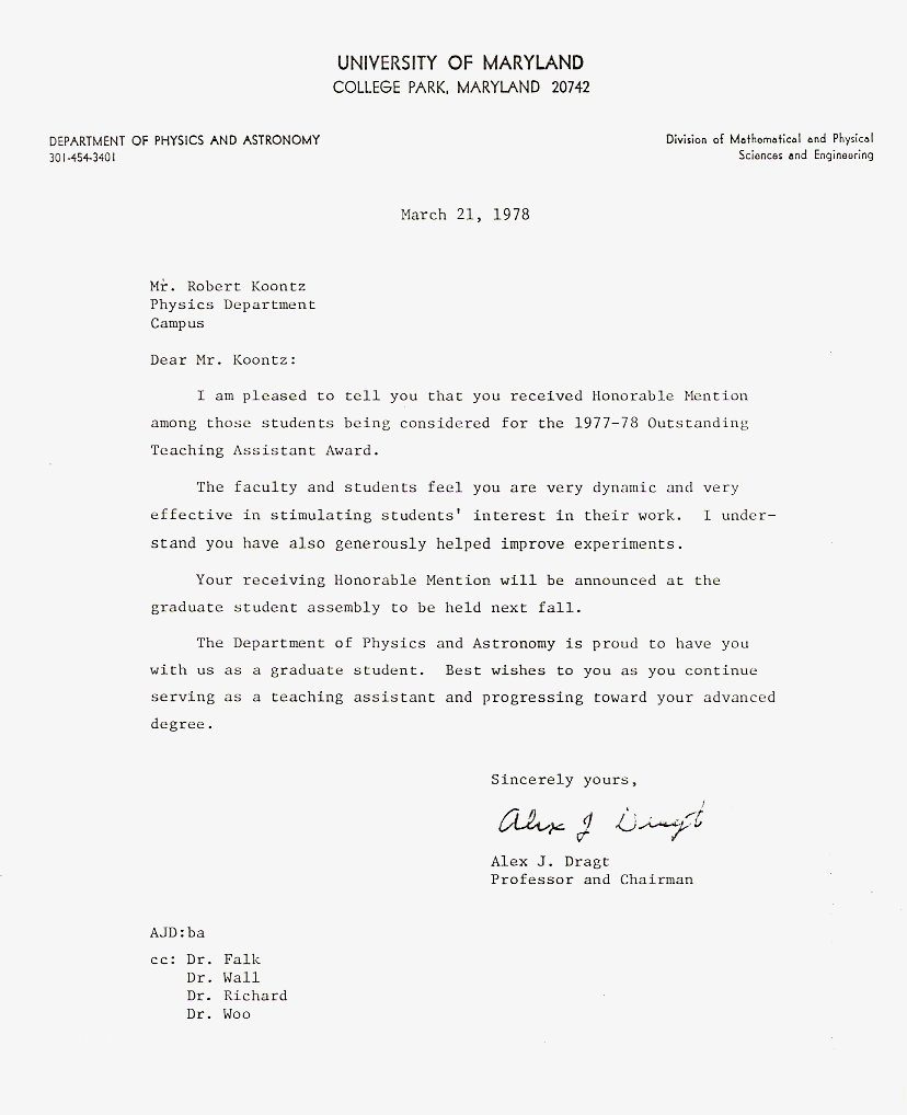 letter of recommendation for an award Sample award justification note: all awards (regardless of amount, unless  otherwise specified in an union agreement) require a separate written  justification.